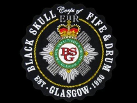 Black Skull Corps of Fife & Drum
