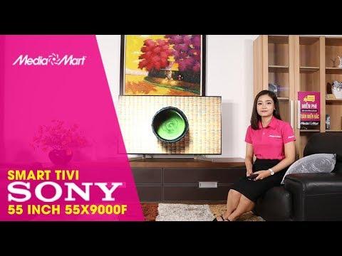 Smart Tivi Sony 55 inch 55X9000F – Sống động đến từng chi tiết