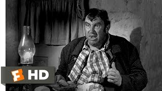 The Man Who Shot Liberty Valance (3/7) Movie CLIP - Appetite Suppressant (1962) HD
