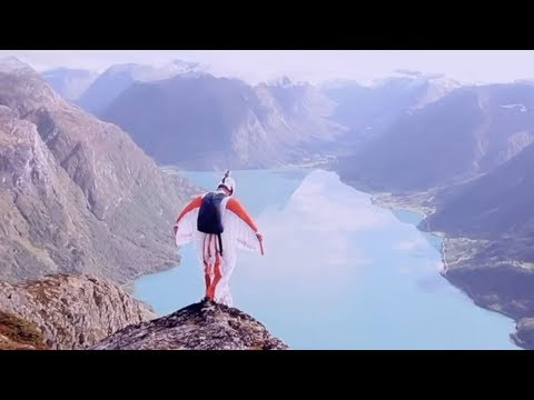 Inside BASE Jumping - Espen Fadnes Interview