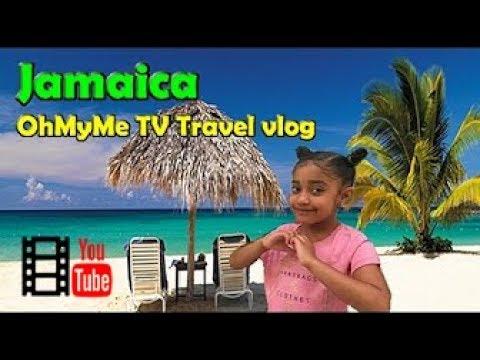 OhMyMe TV in Jamaica- Travel Vlog