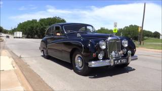 1960 Jaguar Mark 9 right Hand Drive
