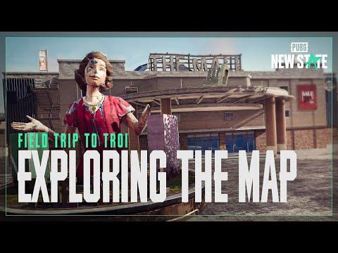 Field Trip to Troi - Episode 1   PUBG: NEW STATE
