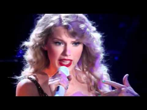 Taylor Swift Speak Now World Tour - The Story Of Us