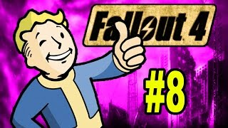 FALLOUT 4 Gameplay | Part 8 | Let
