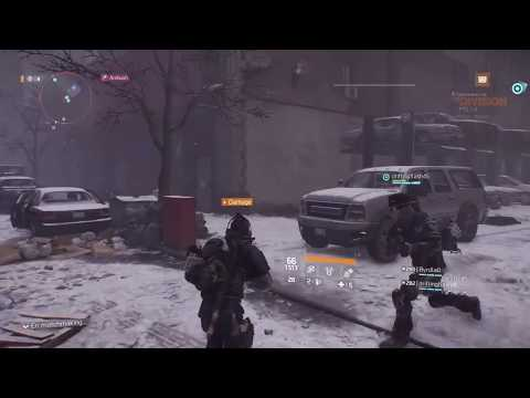 The Division 1 8 PTS PS4 First Impressions