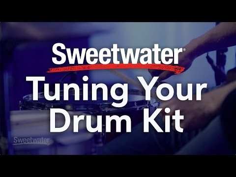 Tuning Your Drum Kit Presented By Josh Fisher From Jesus Culture