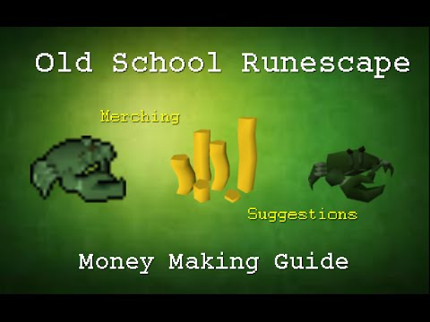 OSRS Merching Guide Part 9- Dark Crabs by Shippo2wolf