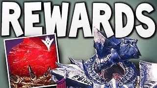 Destiny - 320 REWARDS (Challenge Mode Warpriest) !!