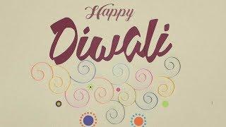 Happy Diwali & Prosperous New Year Hindva Greetings 2018