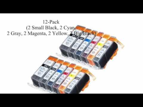 WER  Cartuchos de tinta   12 Pack  Ink Cartridge SALE