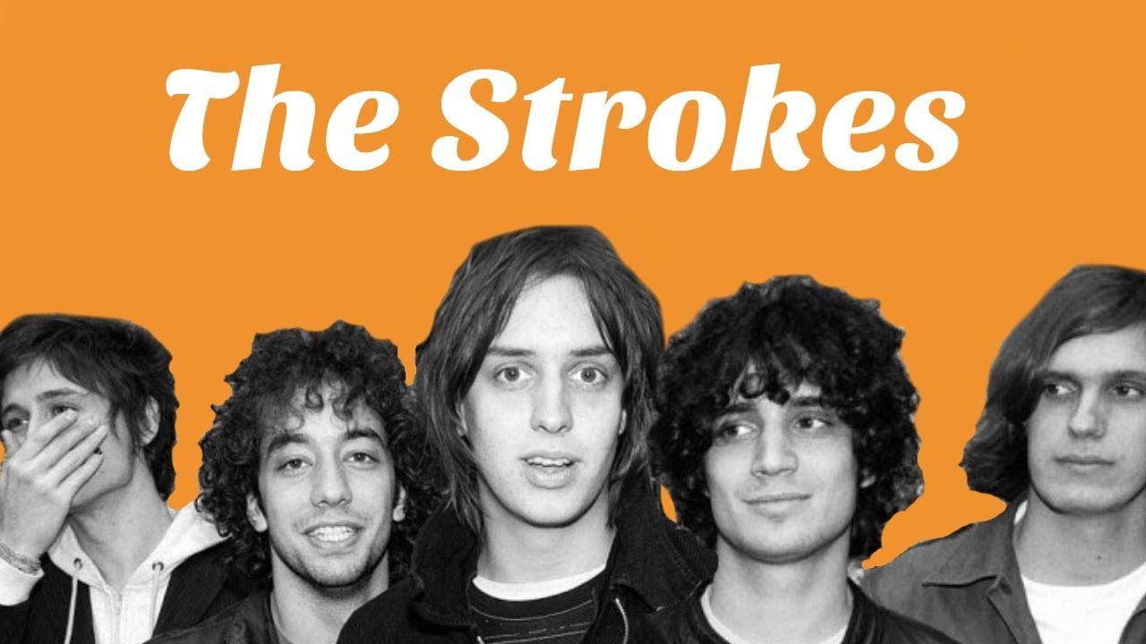 Resultado de imagem para the strokes