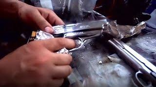 Drogas a Estados Unidos y armas a México: el tráfico ilegal en la frontera