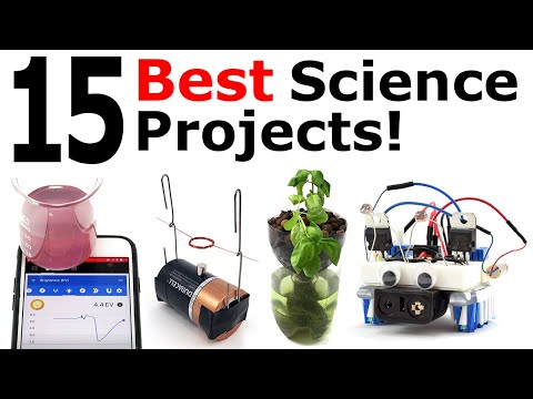 Science Fair Project Ideas 1 200 Free K 12 Science Projects