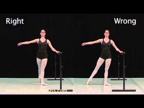 Learn ballet Online Ballet Class