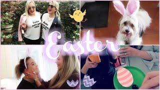 Happy Easter 2017! EASTER EGG HUNT | VLOG