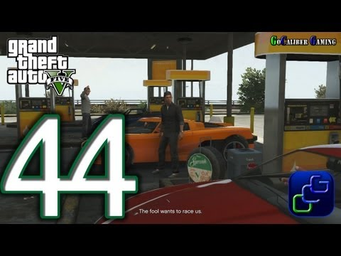 Grand Theft Auto V Walkthrough - Part 44 - Mission: I Fought the Law