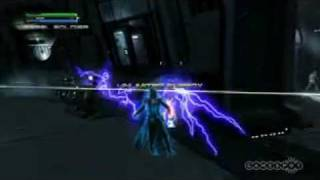 The Force Unleashed Hoth Mission Pack - Rebel Command Center Gameplay Movie