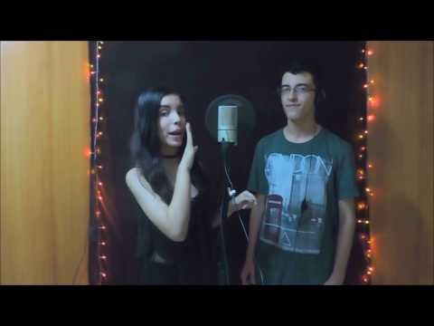Chantaje  -  Shakira ft. Maluma | Cover por Sabrina y Santiago Hernández