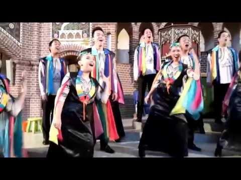 U.P. Concert Chorus in Berlin, 2015-06-15 (Song 1)