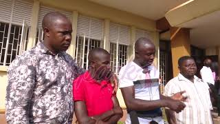 Bizonto comedians granted bail after spending hours in cell, accuse Pr Bujjingo of being behind it