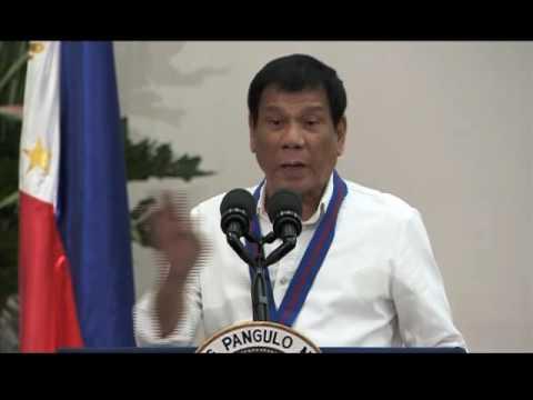 WATCH: Duterte tags senator's 'driver-lover' in 'narco politics'