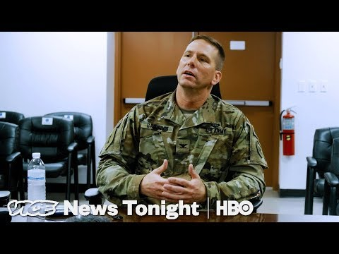 Guantanamo Bay's Guards Suffer From PTSD: VICE News Tonight (HBO)