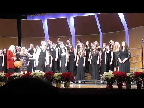 "Phoenixville Area High School Vocal Ensemble Performs ""Good King Wenceslas"""