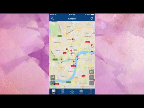 London Map App.London Offline Map App