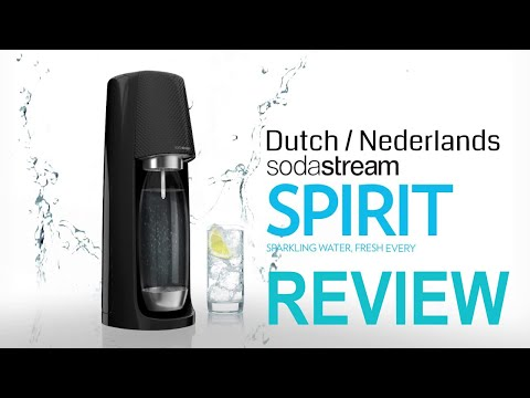 Sodastream review Dutch/Nederlands