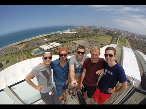 From Cape Town to Durban - South Africa 2014/15