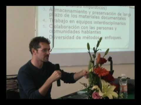 La Importancia de la Documentación Lingüística (Pr...