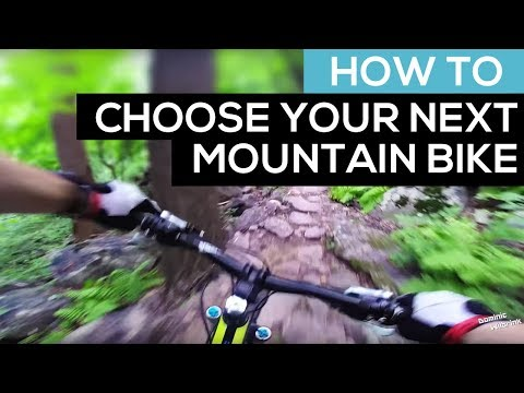 How to Choose Your Next Mountain Bike