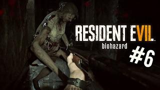 ᗒ ͟ʖᗕ  najbrzydszy pieróg ewer - Resident Evil 7 #6