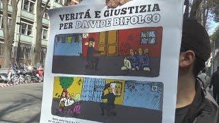 """Napoli - """"Verità e Giustizia per Davide Bifolco"""", corteo il 18 aprile -1- (15.04.15)"""