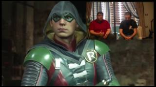 INJUSTICE 2 (PS4)-Review