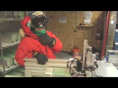 Climate Change - A Report from Antarctica: WAIS Divide Ice Core