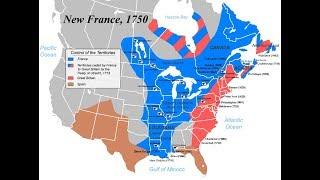 Канада 1320: История Канады. Начало