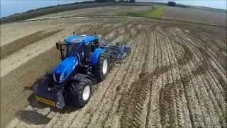 PLM Demo New Holland op de Dag van de landbouw 2014 Landen *HD