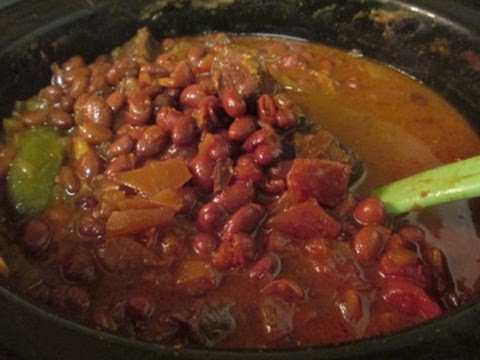 Easy Chili Recipe AND GIVEAWAY !!!
