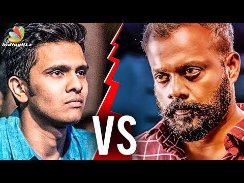 Open Fight between Director Gautham Menon & Karthik Naren    Latest Tamil Cinema News