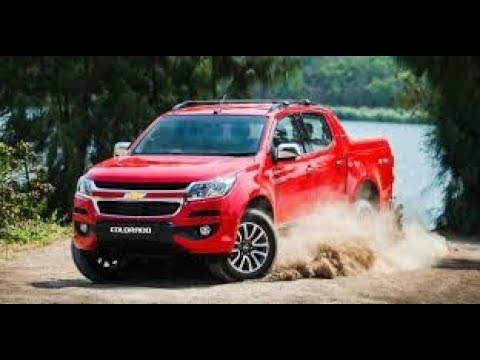 DETAIL REVIEW INTERIOR & EXTERIOR CHEVROLET COLORADO 2.5 LTZ