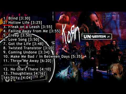 Korn-MTV unplugged(full album)