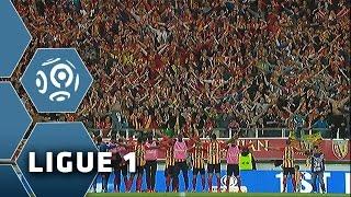 RC Lens - Stade de Reims (4-2)  - Résumé - (RCL - SdR) / 2014-15