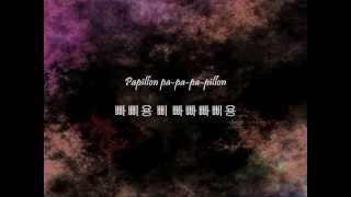Super Junior - 빠삐용 (Butterfly) [Han & Eng]