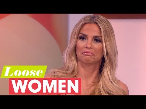Katie Price Speaks Out About Kieran's Tattoo Of Her And Pregnancy Rumours | Loose Women
