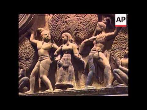 USA - Cambodian art