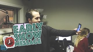 Ray Reenacts How He Met Jason Aldean This Weekend