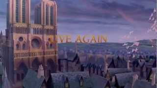The Hunchback Of Notre Dame Bluray Trailer Fan-Made