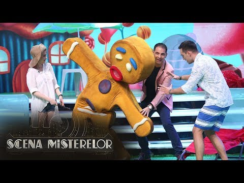 Turta dulce din Shrek, consilierul căsniciei pentru Cristina Ciobănașu și Vlad Gherman
